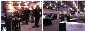 Telematics Update Tradeshow Floor